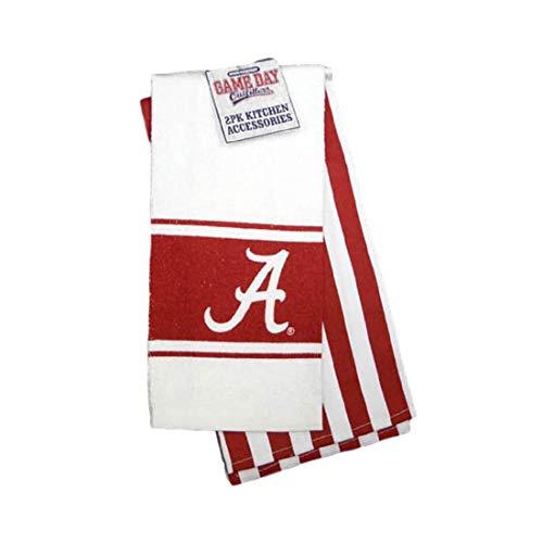 Jenkins Enterprises Alabama Crimson Tide 2 Piece Kitchen Towel Set