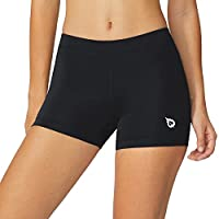 Baleaf Women's 3'' Active Fitness Volleyball Shorts