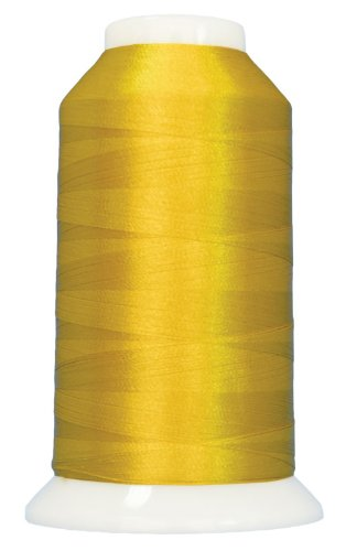 (Superior Threads - Magnifico Trilobal Polyester Sewing Thread for Quilting, Decorative Stitching, and Embroidery, 2066 Artisan's Gold, 3,000 Yds.)