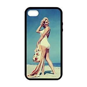 Marilyn Monroe Looking Back Case for iPhone 5 5s case