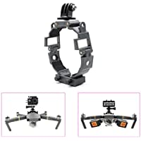 STARTRC Camera Gimbal Mult-function Fill Light Holder Mount Bracket 360-degree Rotatable Action Panorama Gopro Camera for DJI Mavic Pro Platinum Drone
