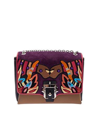 Bolso Multicolor PAULA Mujer De CADEMARTORI Cuero Hombro ALIFW17VTCAJPLF12 RwxTqOX
