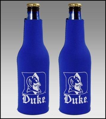 セットの2 DukeブルーDevils Bottle Suit Koozies B002ZKITBU