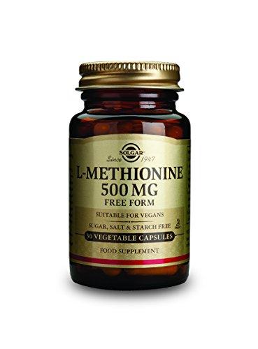 L-methionine 500 Mg 30 Capsules - 5