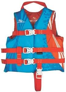 Stearns Life vest/Life jacket, PFD Antimicrobial Nylon