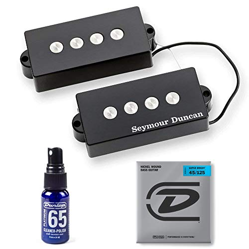 Bass Guitar Pickups & Pickup Covers