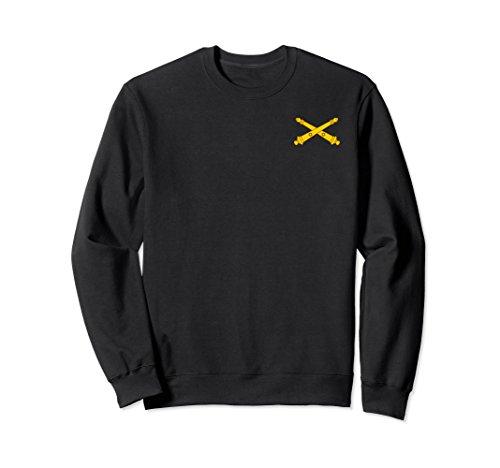 Army Field Artillery Branch Military Veteran Sweatshirt ()