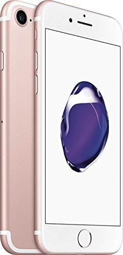 Apple iPhone 7, GSM Unlocked, 32GB - Rose Gold (Refurbished)