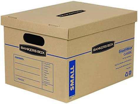 Bankers Box SmoothMove Tape Free 7714902 product image