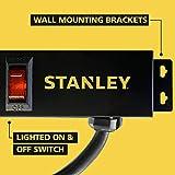 Stanley 31610 SurgeMax Pro 9 Outlet Metal Surge