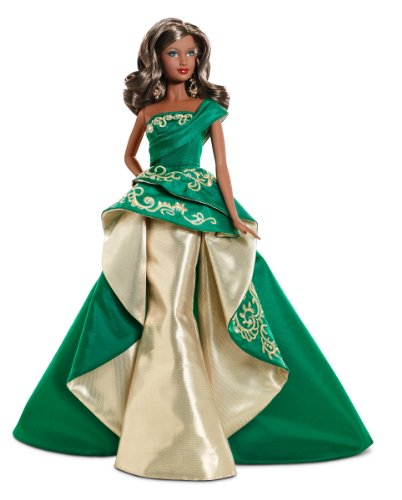 Barbie Collector 2011 Holiday African-American Doll