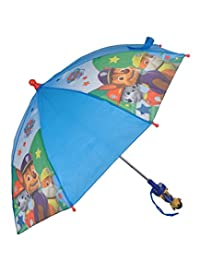 Umbrella - Paw Patrol - 3D Handle Youth/Kids New 028458