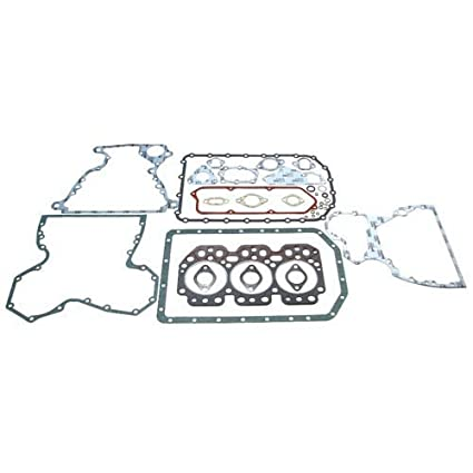 Amazon.com: All States Ag Parts Full Gasket Set John Deere ... on tractor door latch, tractor cab parts, tractor clutch assembly, tractor brakes, tractor oil pump, tractor flywheel, tractor intake manifold, tractor truck bed, tractor u joint, tractor engine, tractor axles, tractor hydraulic lines, tractor relay, tractor air filter, tractor front end, tractor neutral safety switch, tractor power steering, tractor winch mount, tractor air lines, tractor throttle cable,