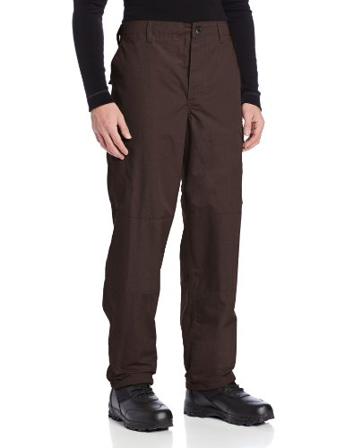 UPC 690104024424, TRU-SPEC Men's Polyester Cotton Rip Stop BDU Pant, Brown, Large