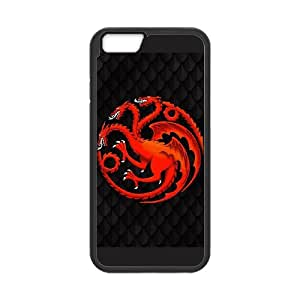 Exquisite stylish phone protection shell iPhone 6,6S 4.7 Inch Cell phone case for Game of Thrones pattern personality design