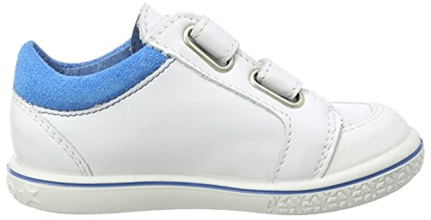 Ricosta Timmy, Boys' Low-Top Sneakers, White (Weiss 811), 4 Child UK (20 EU)