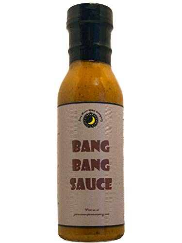 (Premium | BANG BANG Wing Sauce | CRAFTED in Small Batches with Farm Fresh SPICES for Premium Flavor and Zest)