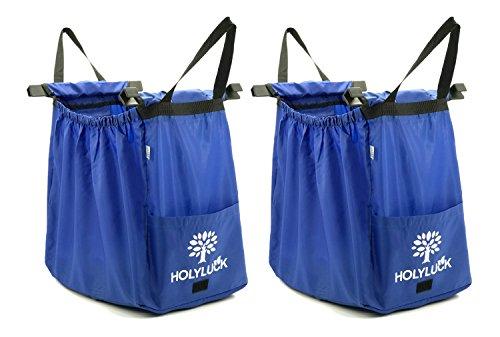 Reusable Grocery Cart Bags - 7