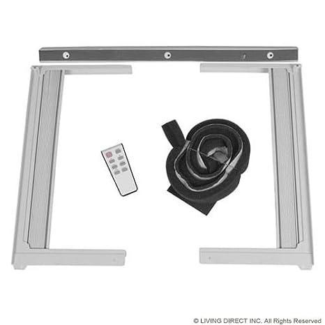 Amazon.com: Koldfront 8,000 BTU Window Air Conditioner With Remote: Home U0026  Kitchen