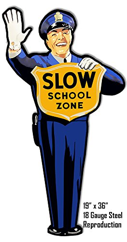 School Crossing Sign - 7