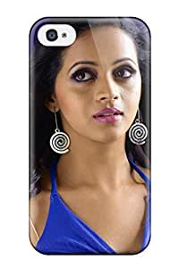 Lori Cotter Elodie's Shop 3110217K82967145 4/4s Scratch-proof Protection Case Cover For Iphone/ Hot South Indian Actress Bhavana Phone Case