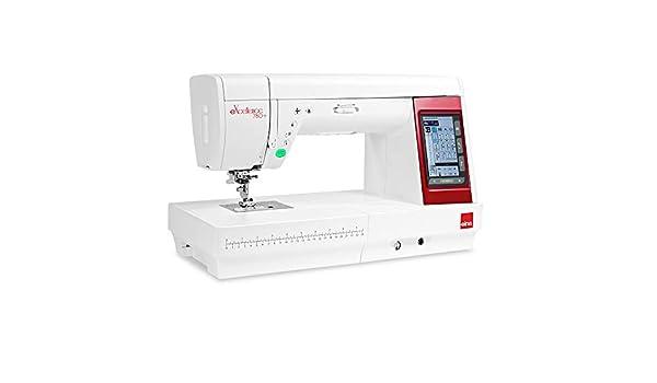 ELNA eXellence 780+ - Máquina de Coser (Zona de Trabajo Muy ...