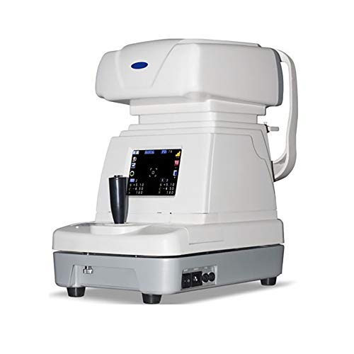 (Huanyu Automatic Refractor Optometry Equipment Auto Computerized Optometer with Color Screen FA 6000A)