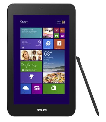 ASUS VivoTab Note M80TA-C1-BK 8' Tablet with Integrated Professional Wacom Stylus, 64GB