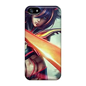 High Quality Ryuko Kill La Kill Case For Iphone 5/5s / Perfect Case