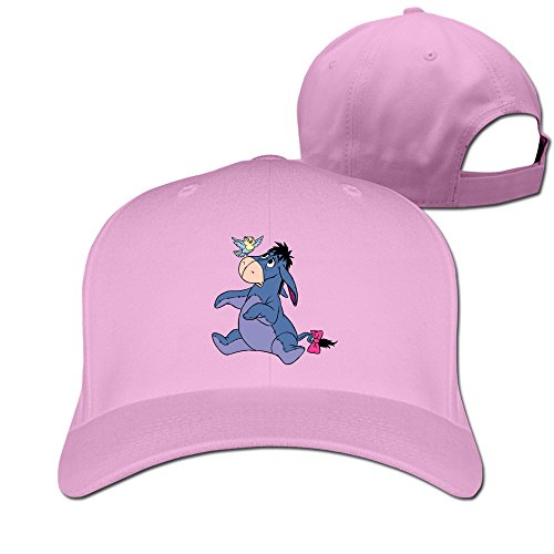 Jackey Cartoon Eeyore Baseball Hats