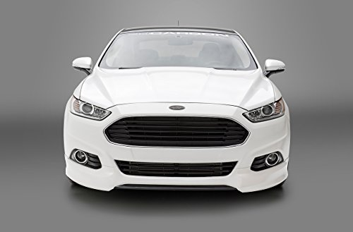 3dCarbon 692033 13-16 Ford Fusion Urethane Front Air Dam - Unpainted
