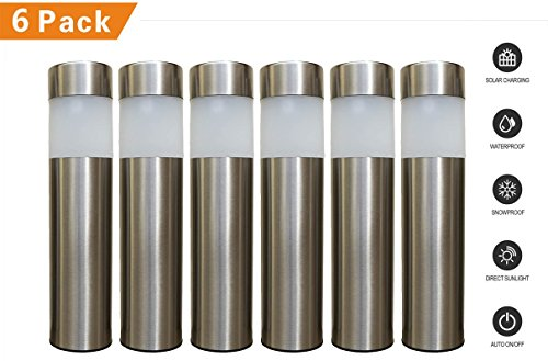 Stainless Steel Path Lights - 7