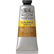 Winsor & Newton Galeria Acrylic Paint 60ml/Tube-Raw Sienna