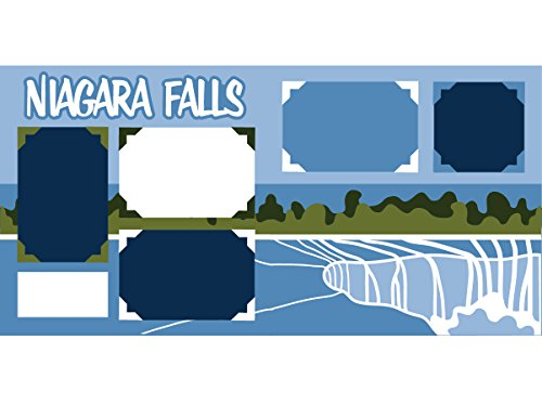 """Niagara Falls"" Scrapbook Kit"