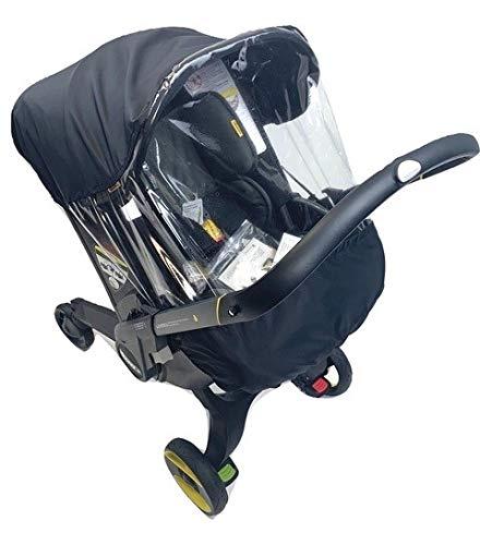 Sasha's Rain and Wind Cover for Doona Infant Car Seat by Sasha Kiddie Products
