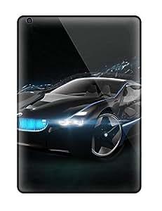 Flexible Tpu Back Case Cover For Ipad Air - Bmw Vision Super Car
