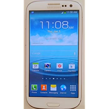 white samsung galaxy phones. samsung galaxy s3 sgh-i747 4g lte gsm unlocked 16gb no warranty (white) white phones