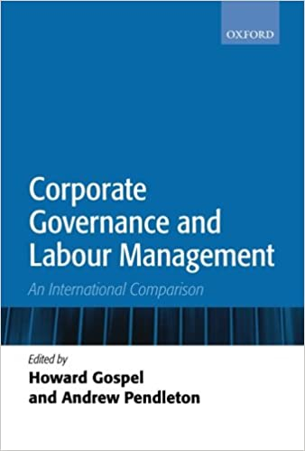 b how do corporate governance and financial management differ for us based corporations and global m The global financial crisis has increased activity and interest by regulators, legislators and the private sector in enhancing us public companies' corporate governance practices in this context, the role of us public company boards continues to be under intense scrutiny.