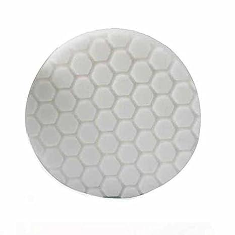 Chemical Guys 4-Inch Hex-Logic Pad Black Finishing Pad