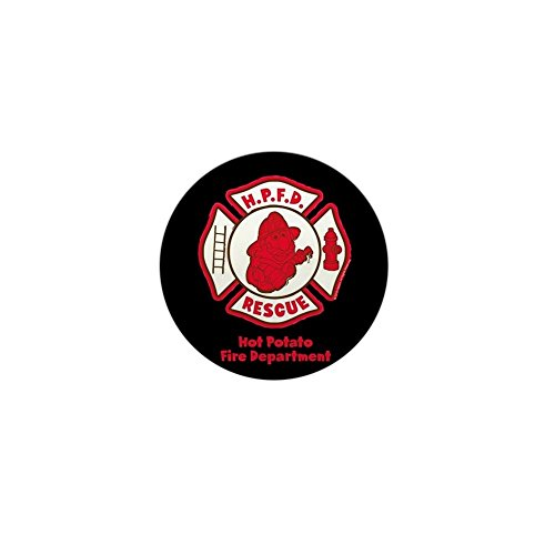 - CafePress Mr. Potato Head Fire Department 1
