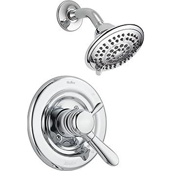 Delta Faucet T17238 Lahara Monitor 17 Series Shower Trim, Chrome