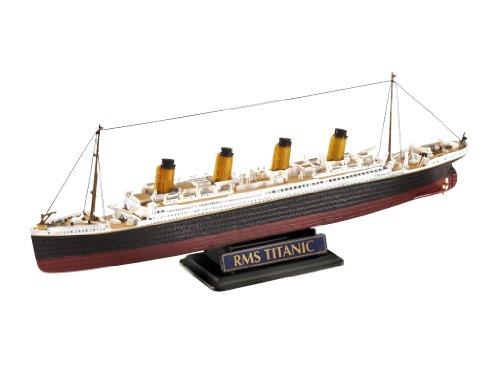 Revell R M S Titanic Plastic Model Kit Gift Set Buy