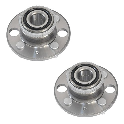 Brand New DRIVESTAR 513105X2 Pair:2 Brand New Rear Wheel Hubs & Bearings Set w/ABS Disc Brake