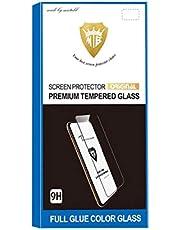 9H Full Glue Full Cover Tempered Glass For oppo reno2f/oppo reno 2/f Screen Protector Premium ultrathin guard film - Black