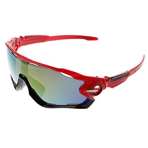 para de par prueba o bicicleta 1 explosión de montaña de Logres a bicicletas 2 sol de deportivas gafas para ciclismo BRavnFq