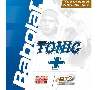 - BABOLAT B201022:SET Tonic + Ball Feel BT7 15L Tennis String