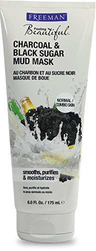 Price comparison product image Freeman Charcoal & Black Sugar Mud Mask