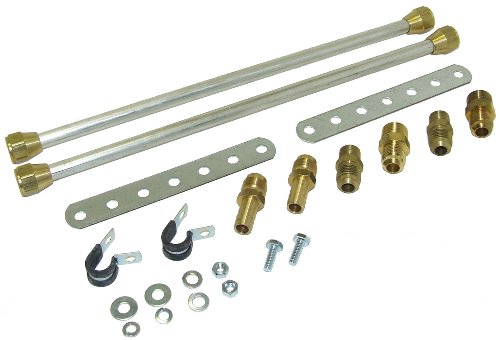 Hayden Automotive 293 Metal Line Kit ()
