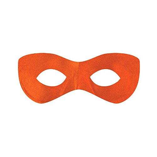 Amscan Super Hero Mask, Party Accessory, Orange
