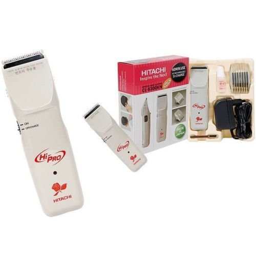 HITACHI CL8300KN Hair Clipper & Trimmer AC220V Wireless Rechargeable